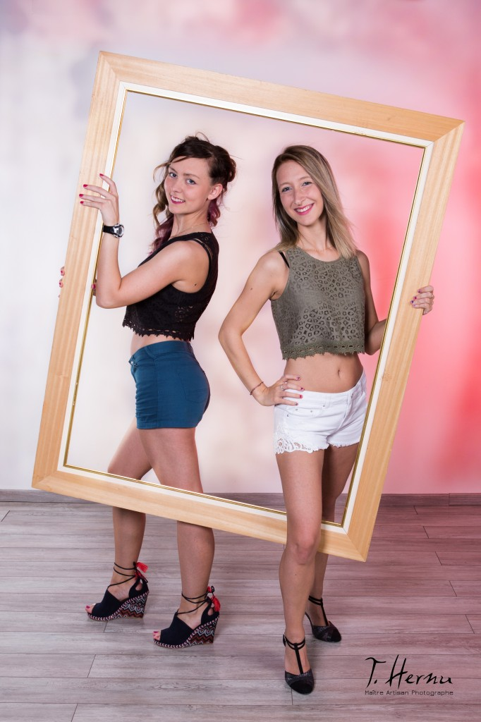Lucy et Tifany
